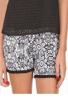 JoyJoy Floral Judy Shorts - Alternate List Image