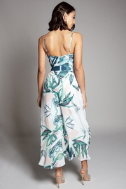 Latiste Floral Jumpsuit - Front full body