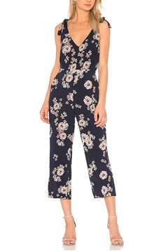Cupcakes and Cashmere Floral Jumpsuit - Product List Image