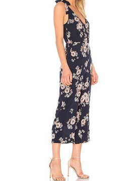 Cupcakes and Cashmere Floral Jumpsuit - Alternate List Image