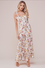 Chikas Floral Jumpsuit - Product Mini Image