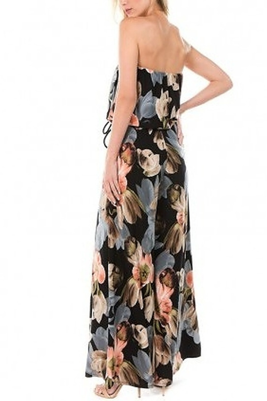 Ariella USA FLORAL JUMPSUIT - Front Full Image