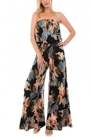 Ariella USA FLORAL JUMPSUIT - Product Mini Image