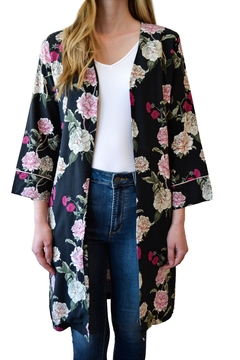 ONLY Floral Kimono - Product List Image