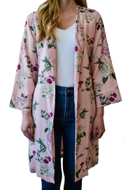 ONLY Floral Kimono - Product Mini Image