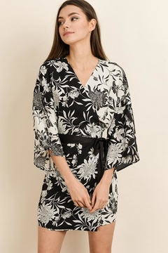 dress forum Floral Kimono Dress - Product List Image