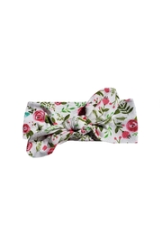 BEVA Floral Knot Headband - Front cropped