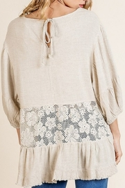 Umgee USA Floral Lace Beauty - Back cropped