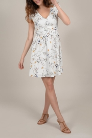 Molly Bracken Floral Lace Dress - Product Mini Image