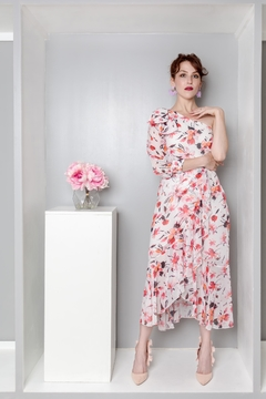 MODChic Couture Floral Lefon Dress - Alternate List Image