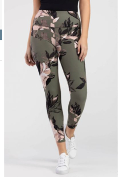 Tribal Floral Legging - Alternate List Image