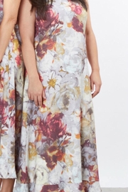 Bryn Walker Floral Linen Dress - Product Mini Image