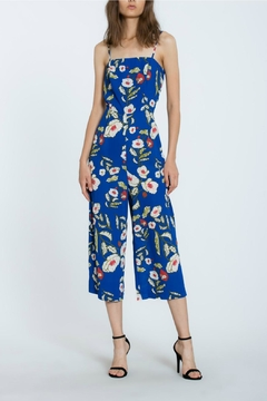 The Room Floral Long Romper - Product List Image