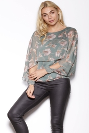 Pink Martini Collection Floral Long Sleeve - Product Mini Image