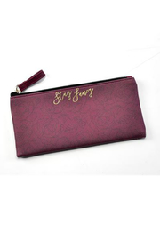 Gift Craft floral make-up Pouch - Front cropped