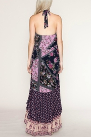 Listicle Floral Maxi Dress - Side cropped