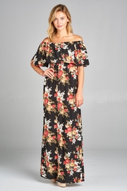 Racine Floral Maxi Dress - Front cropped