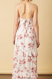 Cotton Candy LA Floral Maxi Dress - Front full body