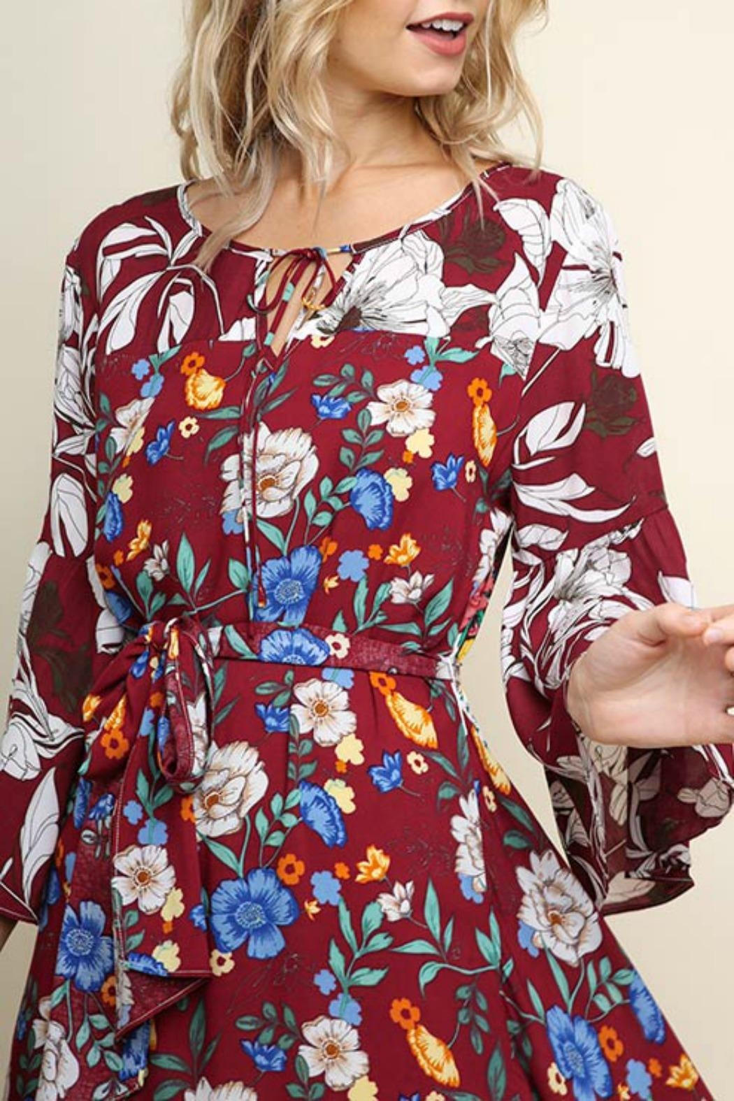 2502c6293c Umgee USA Floral Maxi Dress from Texas by BareTrees Boutique ...