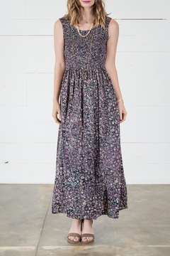 Go Fish Clothing Floral Maxi Dress - Product List Image