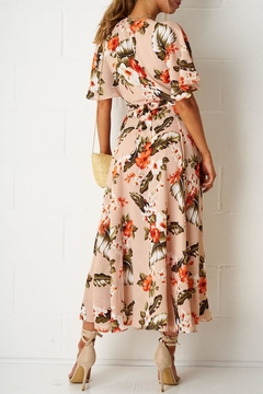 frontrow Floral Maxi Dress - Alternate List Image