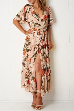 frontrow Floral Maxi Dress - Product List Image