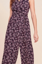 Jack by BB Dakota Floral Maxi Jumpsuit - Product Mini Image