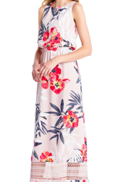 Adrianna Papell Floral Maxi Sheath - Product List Image