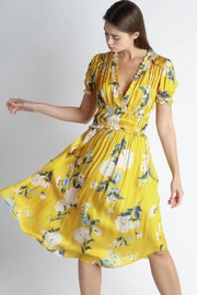 Current Air Floral Midi Dress - Other