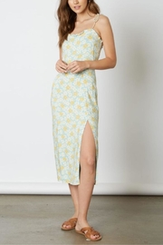 Cotton Candy LA Floral Midi Dress - Product Mini Image