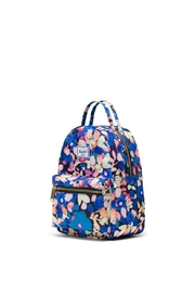 Herschel Supply Co. Floral Mini Backpack - Front full body