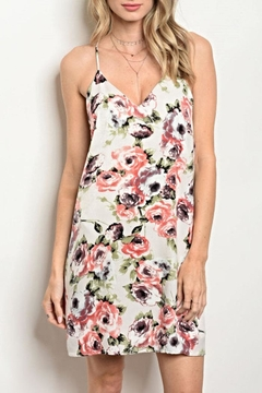 rokoko Floral Mini Dress - Product List Image