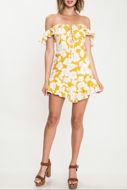 Latiste Floral Mini Dress - Product Mini Image