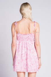 Skylar & Madison Floral Mini Dress - Side cropped