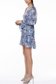 Talulah Floral Mini Dress - Front full body