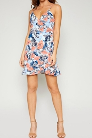 Sadie & Sage Floral Minidress - Product Mini Image