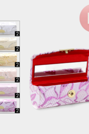 Lyn-Maree's  Floral Mirror Lipstick Cases - Product Mini Image