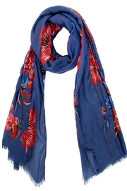 TIGERLILY Floral Oblong Scarf - Product Mini Image