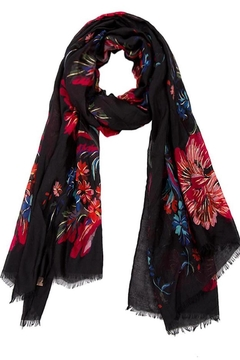 TIGERLILY Floral Oblong Scarf - Product List Image