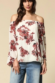 By Together Floral Off Shoulder - Product Mini Image