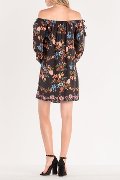 Miss Me Floral Off-Shoulder Dress - Alternate List Image