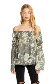 Chaser Floral Off Top - Product Mini Image