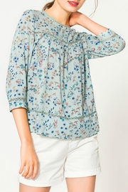 Esprit Floral Openwork Woven - Product Mini Image