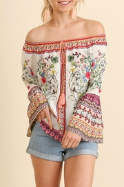 Umgee USA Floral Ots Stunner - Front cropped