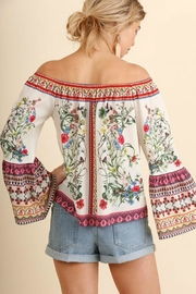 Umgee USA Floral Ots Stunner - Side cropped