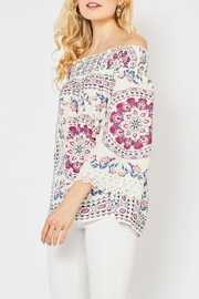 Entro Floral Ots Stunner - Front full body