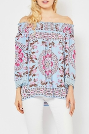 Entro Floral Ots Stunner - Front cropped