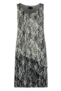Shoptiques Product: Floral Overlay Dress