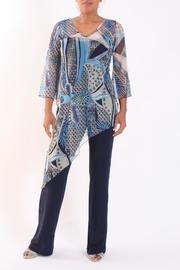 Talk of the Walk Floral Paisley Jumpsuit - Product Mini Image