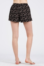 POL Floral Pajama Shorts - Front full body